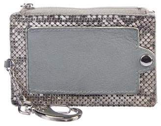 Whiting & Davis Chainmail Zip Pouch