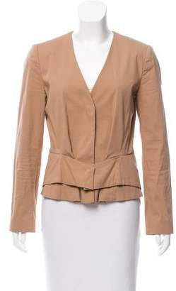 See by Chloe Belted Structured Blazer