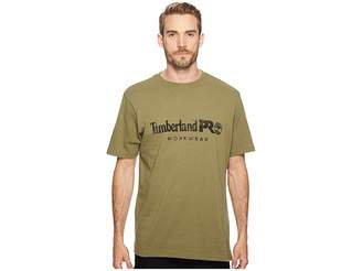 Timberland Cotton Core Short Sleeve T-Shirt