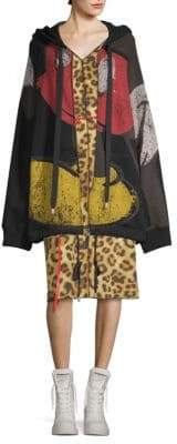 Marc Jacobs Oversized Mickey Mouse Hoodie