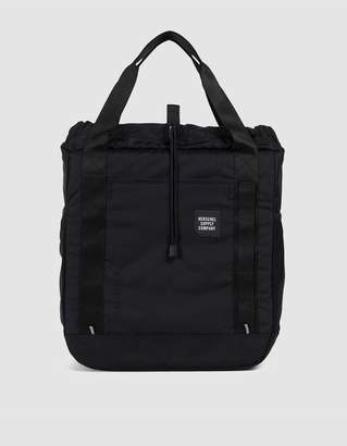 Herschel Trail Barnes Tote Bag in Black