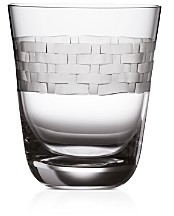 Palm Double Old Fashioned Glass