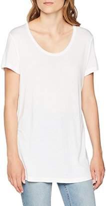 Kaffe Women's Anna O-Neck T-Shirt,Large