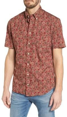 Gitman Camp Shirt