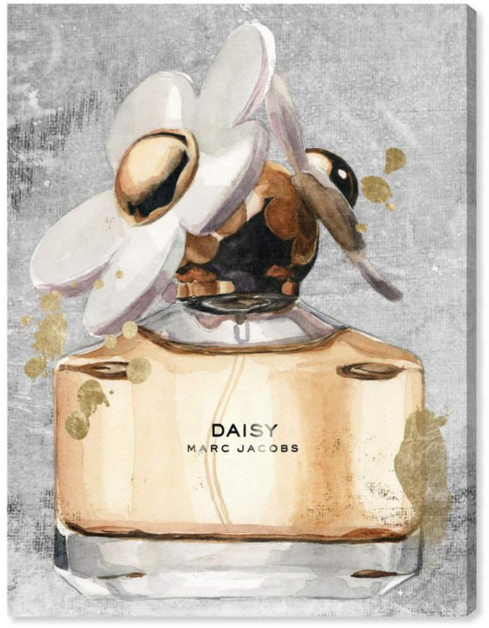 The Oliver Gal Artist. Co. Daisy Perfume Canvas Art