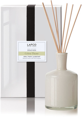 Lafco Inc. Celery Thyme Reed Diffuser Dining Room, 15 oz./ 443 mL