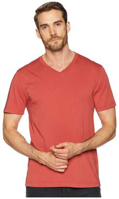 Agave Denim Agave Supima Vee Neck Short Sleeve Tee Men's T Shirt