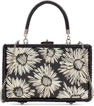 Patricia Nash Lamezia Sunflower Box Bag