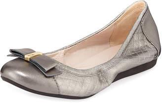 Cole Haan Elsie II Scrunch Quilted Ballet Flats