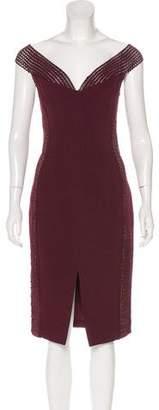 Nicholas Sleeveless Midi Dress