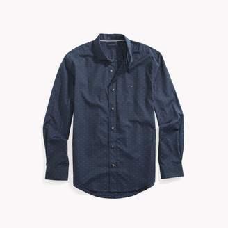Tommy Hilfiger Custom Fit Dobby Stripe Shirt