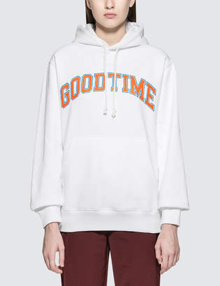 Have A Good Time College Logo Pullover Hoodie