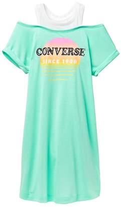 Converse Sail Into the Sun Dress (Big Girls)