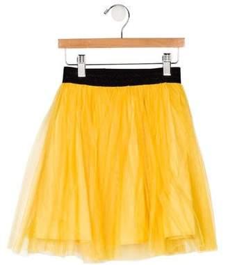Junior Gaultier Girls' Embroidered Skirt