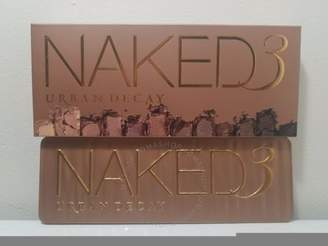Urban Decay / Naked3 Eyeshadow Palette .05 oz (1.3 ml)