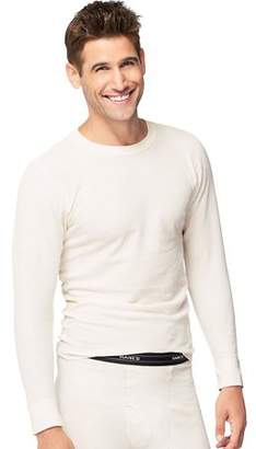 Hanes Men's X-Temp Thermal Long-Sleeve Top