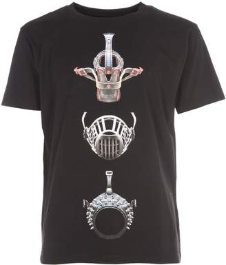 Marcelo Burlon County of Milan Muzzles T-shirt