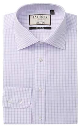 Thomas Pink Tobias Check Classic Fit Dress Shirt