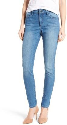 Women's Nydj Ami Stretch Skinny Jeans $124 thestylecure.com