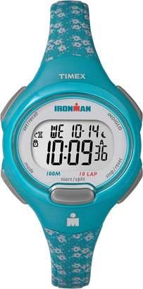 Timex Women's TW5M07200GP Ironman 10-Lap Mid Size Dial Wrist Watch