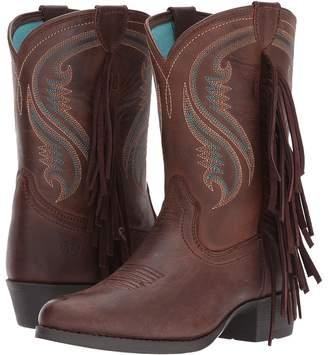 Ariat Fancy Western Cowboy Boots