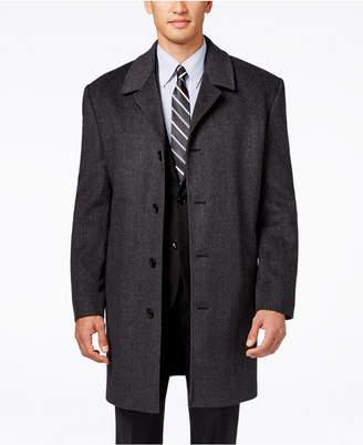 London Fog Coventry Wool-Blend Overcoat