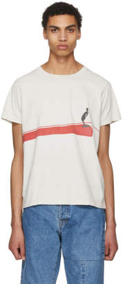 Remi Relief White SF Finish Surf T-Shirt