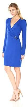 T Tahari Women's Maureen Wrap Dress