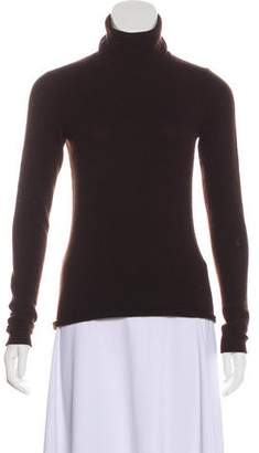 Magaschoni Turtle Neck Knit Top