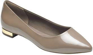 Rockport Total Motion Adelyn Patent Leather Ballet Flats