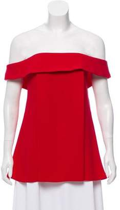 Nicholas Off-The-Shoulder Sleeveless Top w/ Tags