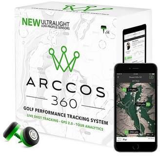 Arccos Golf 360 Golf Performance Tracking System $249.95 thestylecure.com