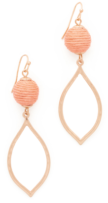 Shashi Nova Earrings $37 thestylecure.com