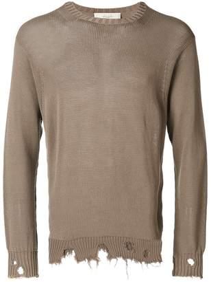 Maison Flaneur long sleeved pullover