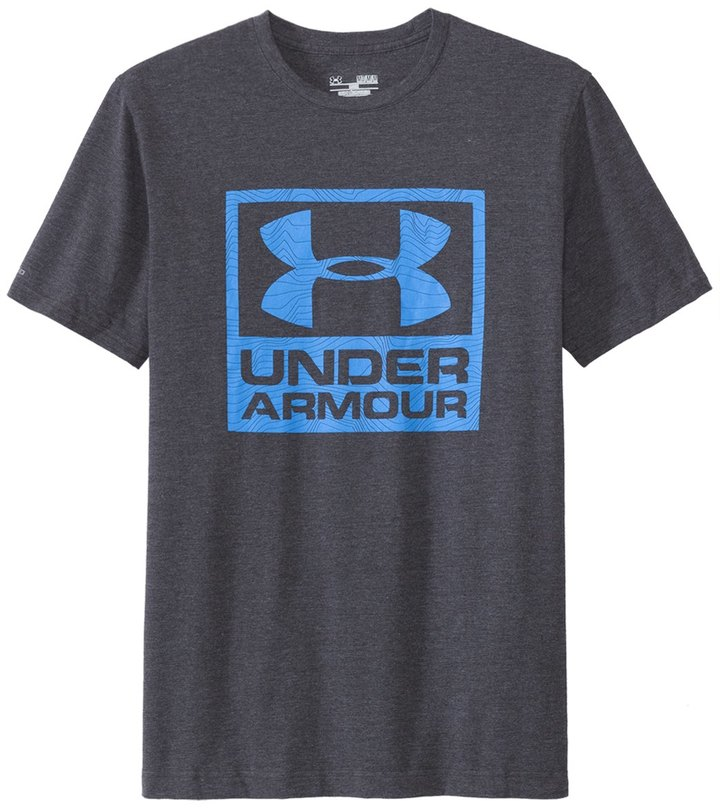Under Armour Men's Hail Charged Cotton Short Sleeve Tee 8144597