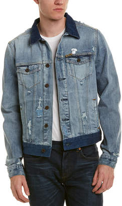Scotch & Soda Heroes Trucker Jacket