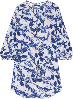 Vix Marin Amy printed voile kaftan $156 thestylecure.com