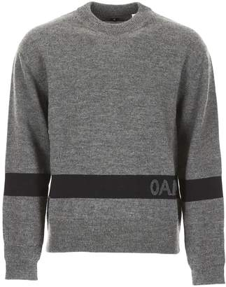 Oamc Pullover With Logo