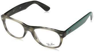 Ray-Ban Women's 0RX 5184 5800 50 Optical Frames