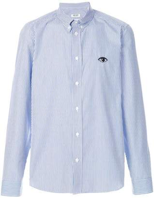 Kenzo Eye button down shirt