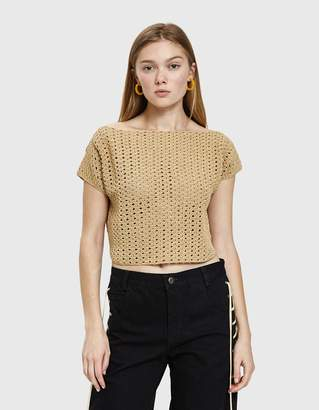 Rachel Comey Shout Crochet Top