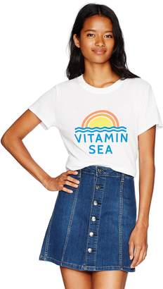 Sub Urban Riot Sub_Urban RIOT Women's Vitamin Sea Graphic Tee