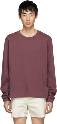 James Long Sies Marjan Red Sleeve T-Shirt
