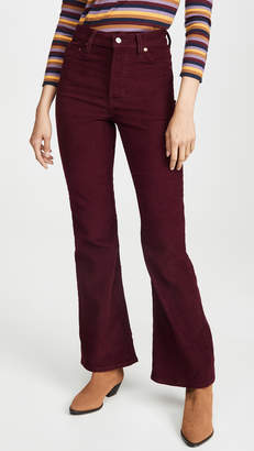 Levi's Ribcage Flare Jeans