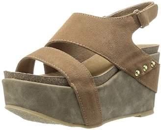 Volatile Women's Avril Wedge Sandal