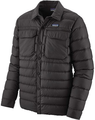 Patagonia Silent Down Shirt Jacket - Men's