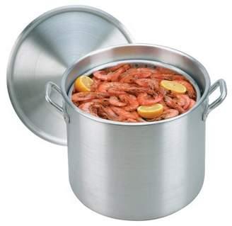King Kooker KING KOOKER Model# KK100-100qt. Alminum Boiling Pot with Lid and Basket