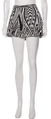 Givenchy Jersey Mini Skirt
