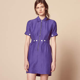 Sandro Short-sleeved dress