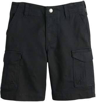 Lee Boys 4-7x Dungaree Active Stretch Cargo Shorts